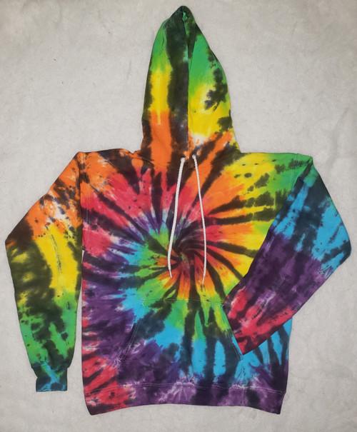 Black Rainbow Hoodie