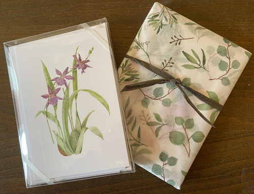 Orchid Notecard Assortment 2 PACKS of 6