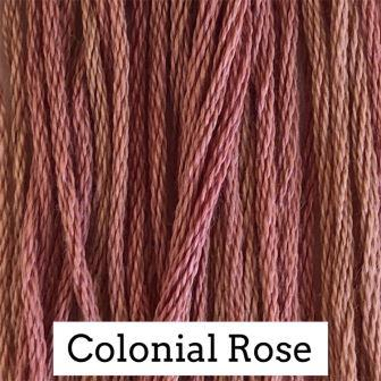 Classic Colorworks 6 Strand Cotton Floss Lady Bug