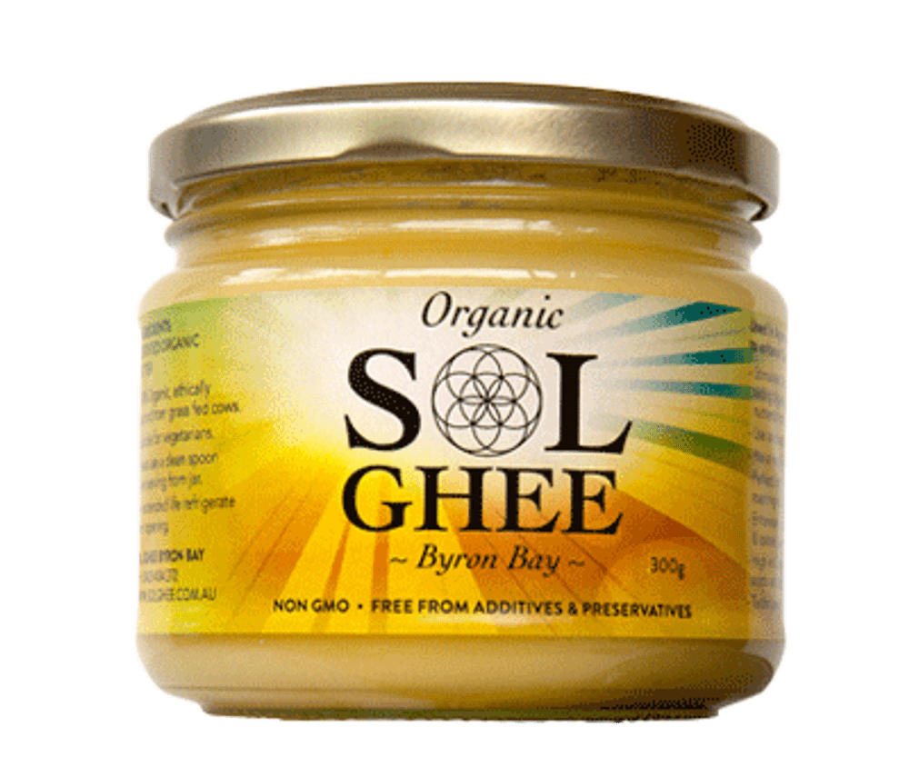 Organic Sol Ghee: 275g