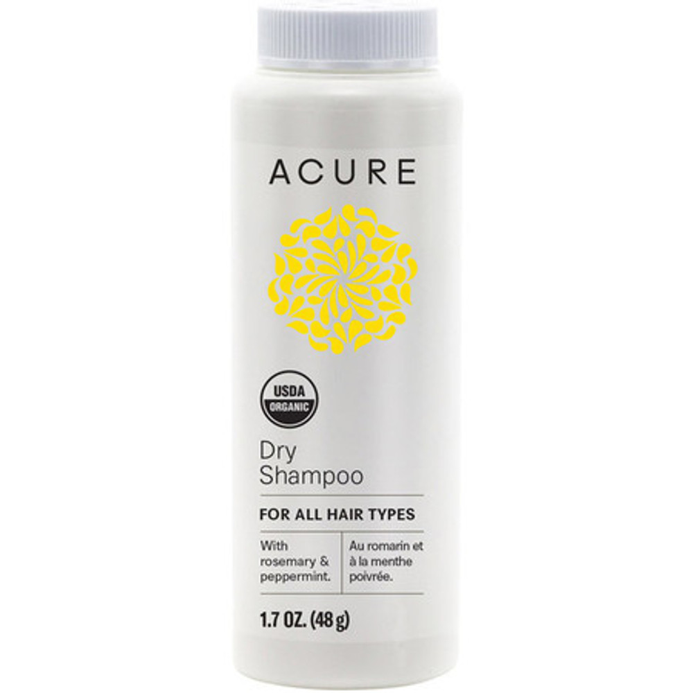 ACURE Dry Shampoo: For all hair types 48g