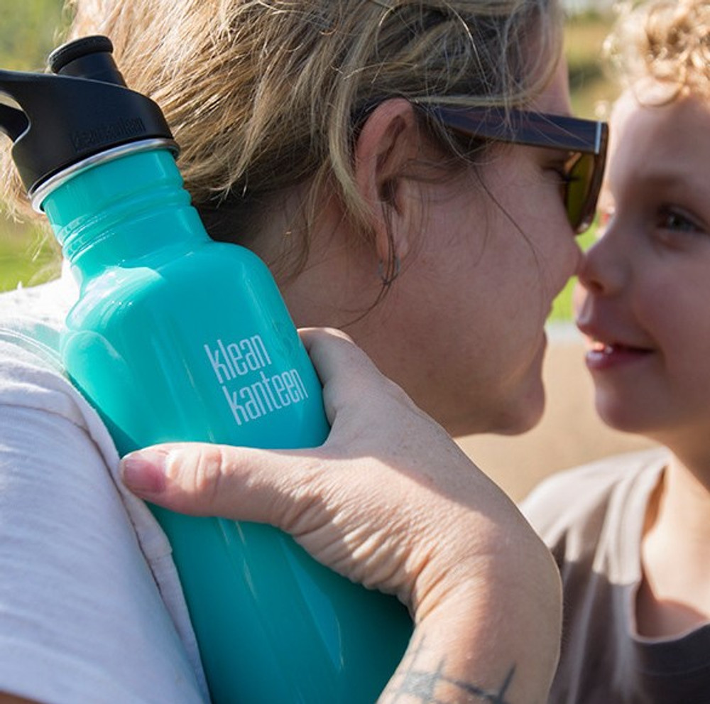 BLUE Sports Classic Water Bottle: 800ml (27oz)