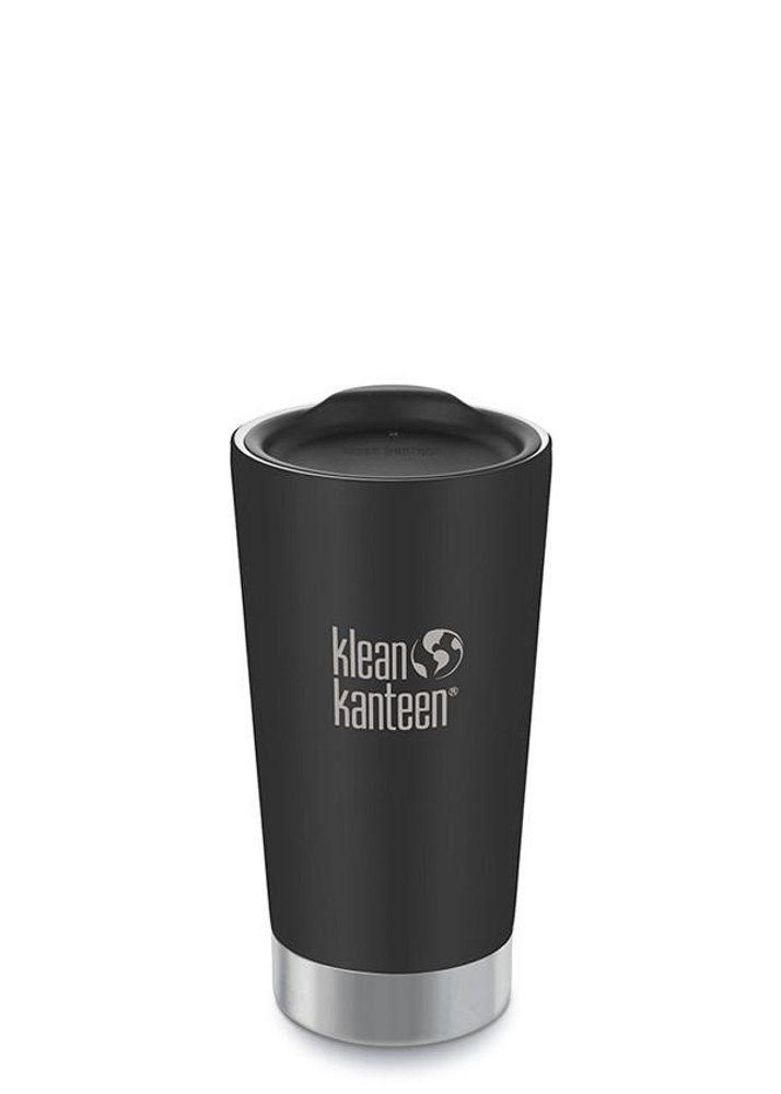 CAFE OR CHILL INSULATED TUMBLER: 473ml BLACK