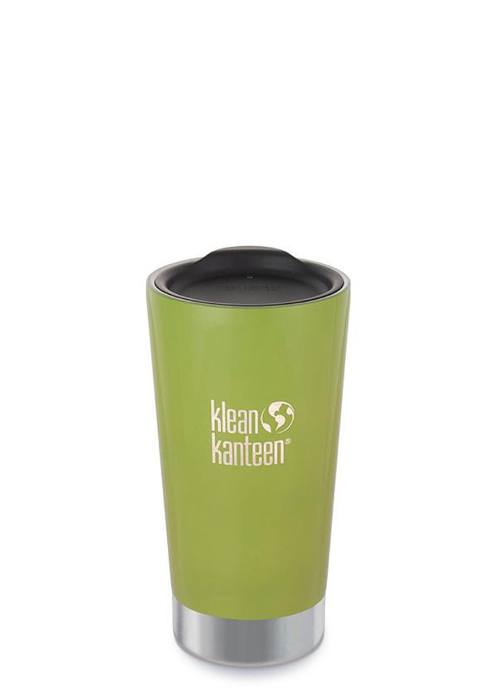 CAFE OR CHILL INSULATED TUMBLER: 473ml GREEN