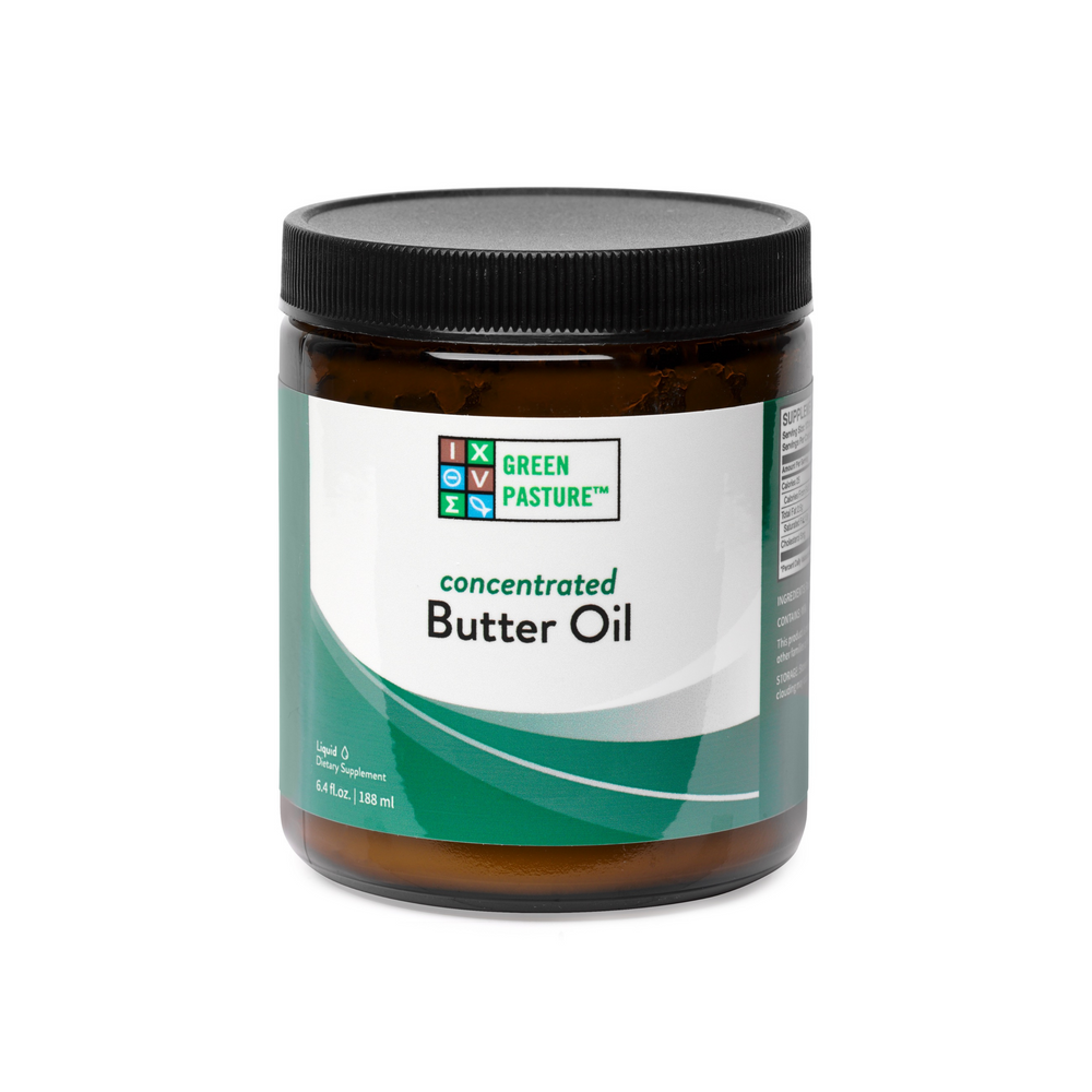 Concentrated Butter Oil: 188ml