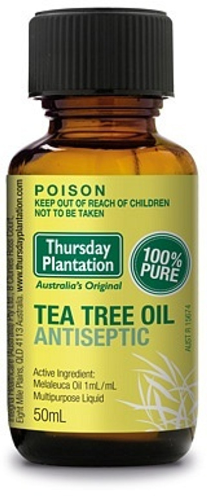 Thursday Plantation Tea Tree Oil - 50ml