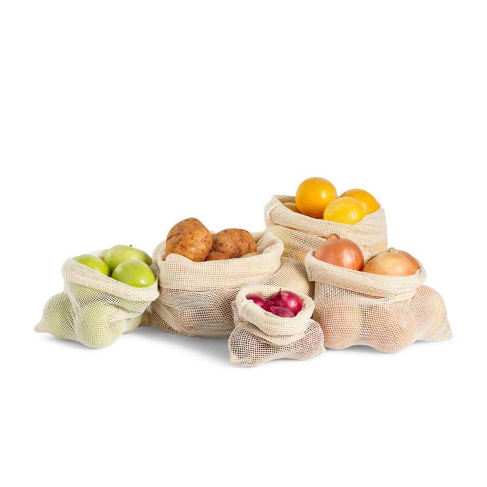 Mesh Produce Bag Set of 5