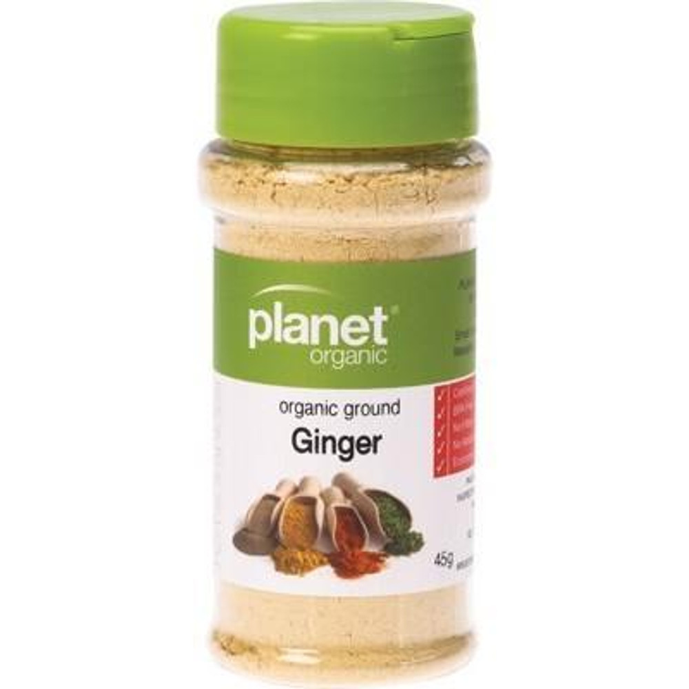 Planet Organic - Ginger Powder 45g