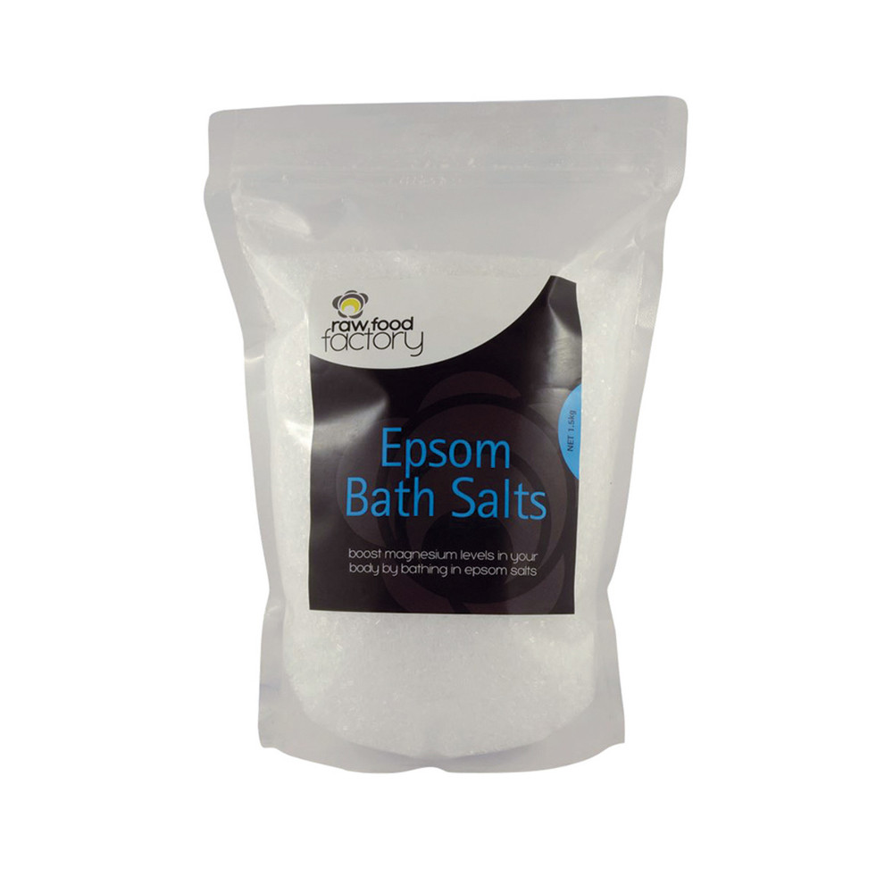 Epsom Bath Salts:1.5kg