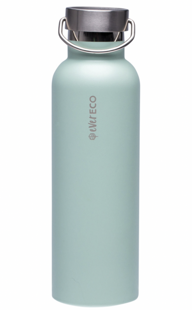 Ever Co Insulated Water Bottle: 750ml SAGE