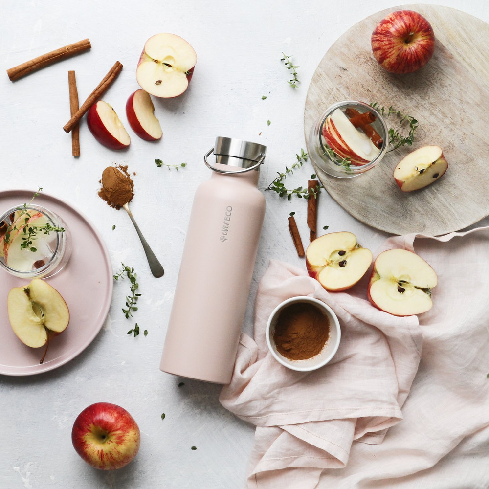 Ever Eco Insulated Water Bottle: 750ml ROSE