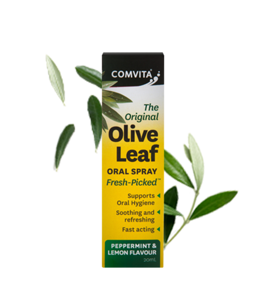 Olive Leaf Extract Oral Spray