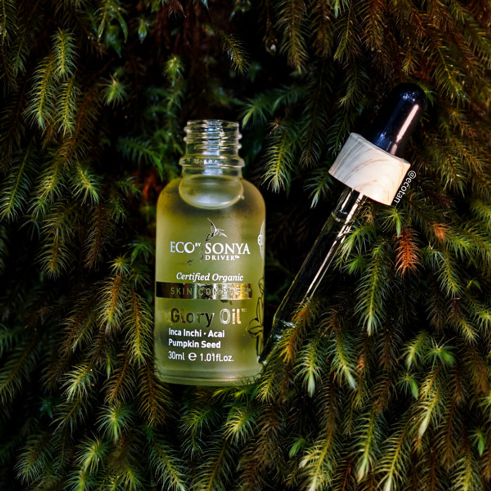 Organic Glory Oil: 30ml Pipette Bottle
