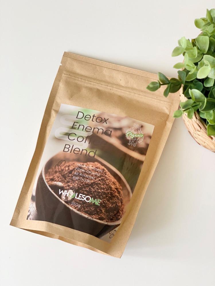 Organic Enema Coffee: MED Air Roast 250g