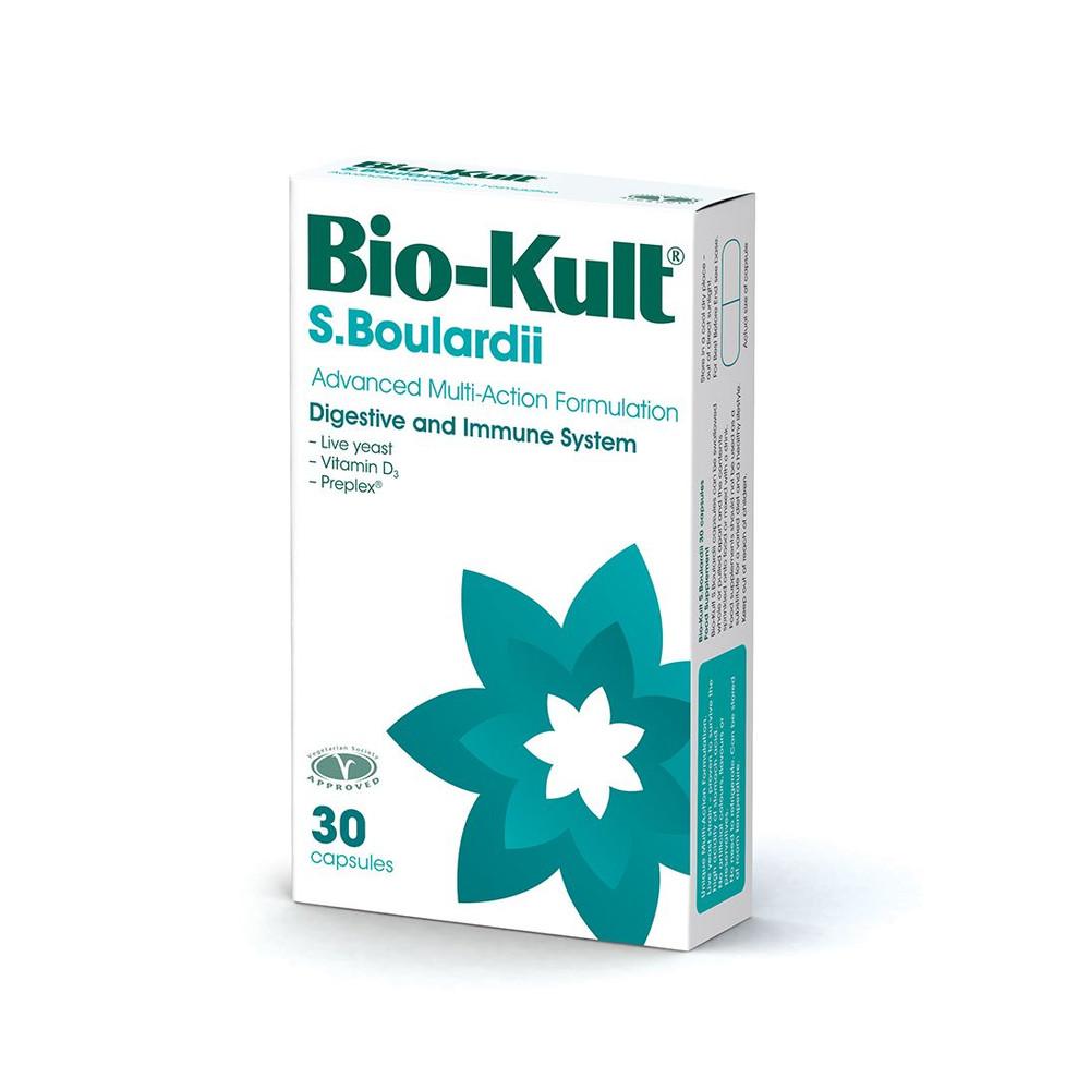 Bio-Kult  S.Boulardii: 30 Capsules