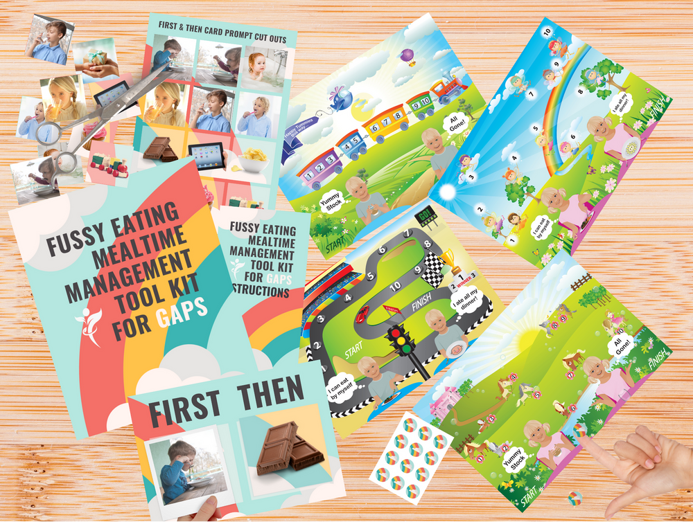 GAPS FUSSY EATING MEALTIME MANAGEMENT TOOLKIT