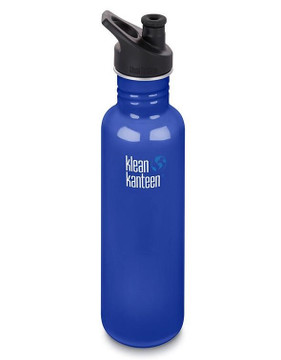 BLUE Sports Classic Water Bottle: 800ml (27oz)