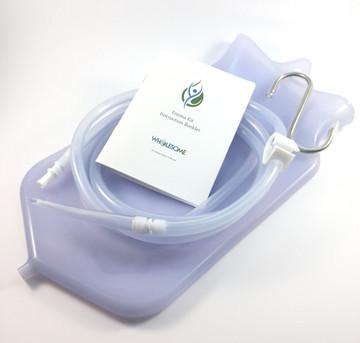 Silicon Enema Bag Kit: 2L