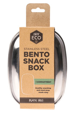 Stainless Steel Eco Lunch Box: Single compartment