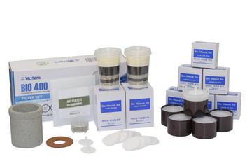 Benchtop Water Filter: BIO 500 BLACK 5.25 Litre