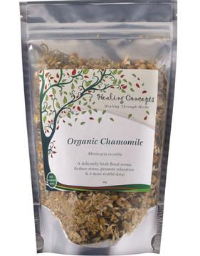 Healing Concepts Organic Chamomile Tea 40g