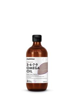 ORGANIC 3-6-5-9 OMEGA Oil - Combination Blend 200ml