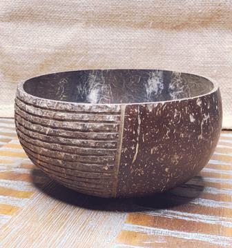 Boho Coconut Bowl:  Shine-On