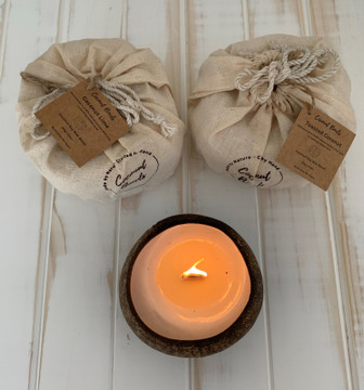 Coconut Lime - Coconut Soy Candle
