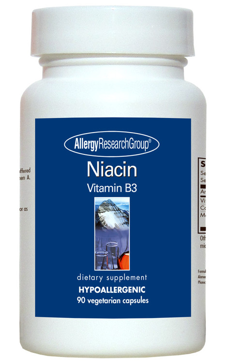 Niacin (nicatonic acid) 90 Capsules STRONG Dose