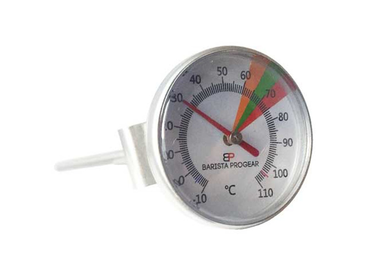 Thermometer with Safety Clip: For Yoghurt Making