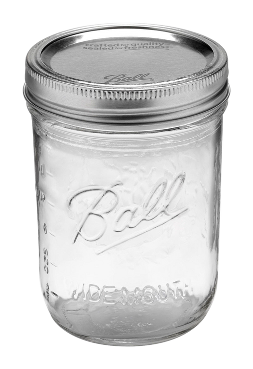 FREEZER SAFE BPA FREE STOCK JARS