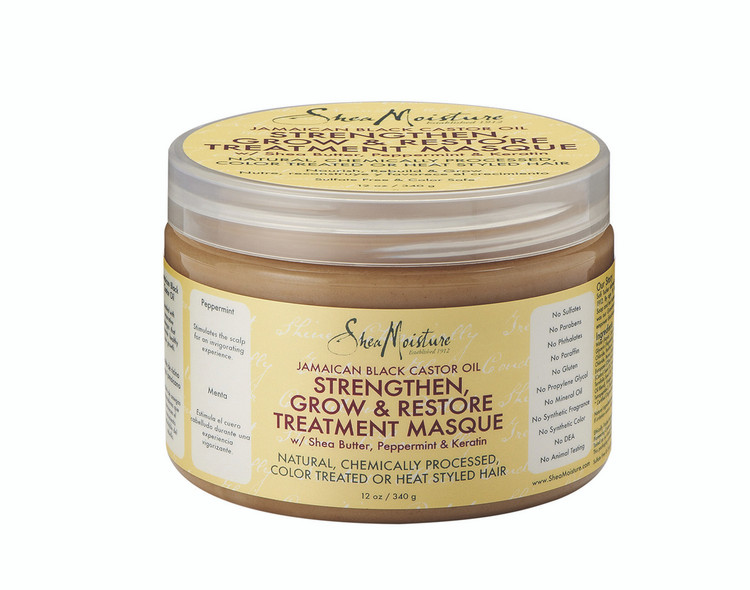 Jamaican Black Castor Oil Masque 340g