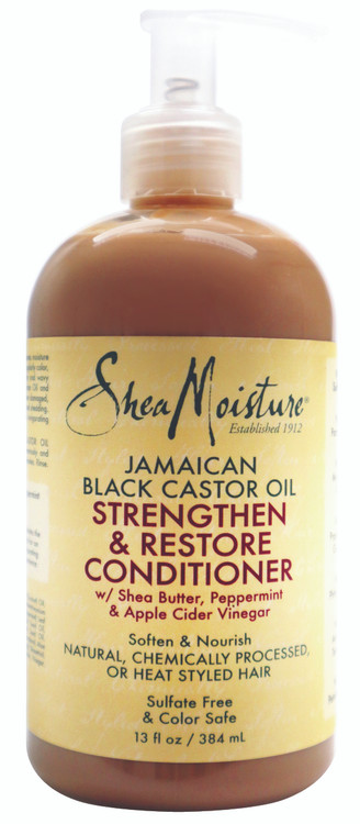 Jamaican Black Castor Oil Strengthen & Restore Conditioner: 400g