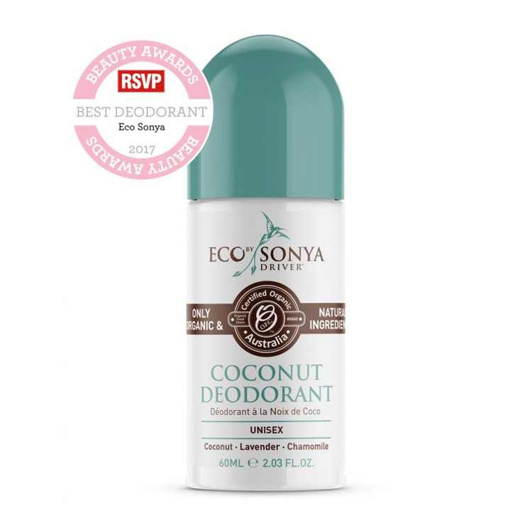 Roll on Deodorant: 60ml