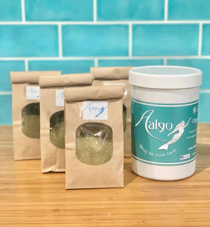 SAMPLE: Aalgo Seaweed Bath Detox Powder 250g