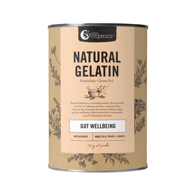 Natural Gelatin (Gut Digestive Health) Unflavoured 250g