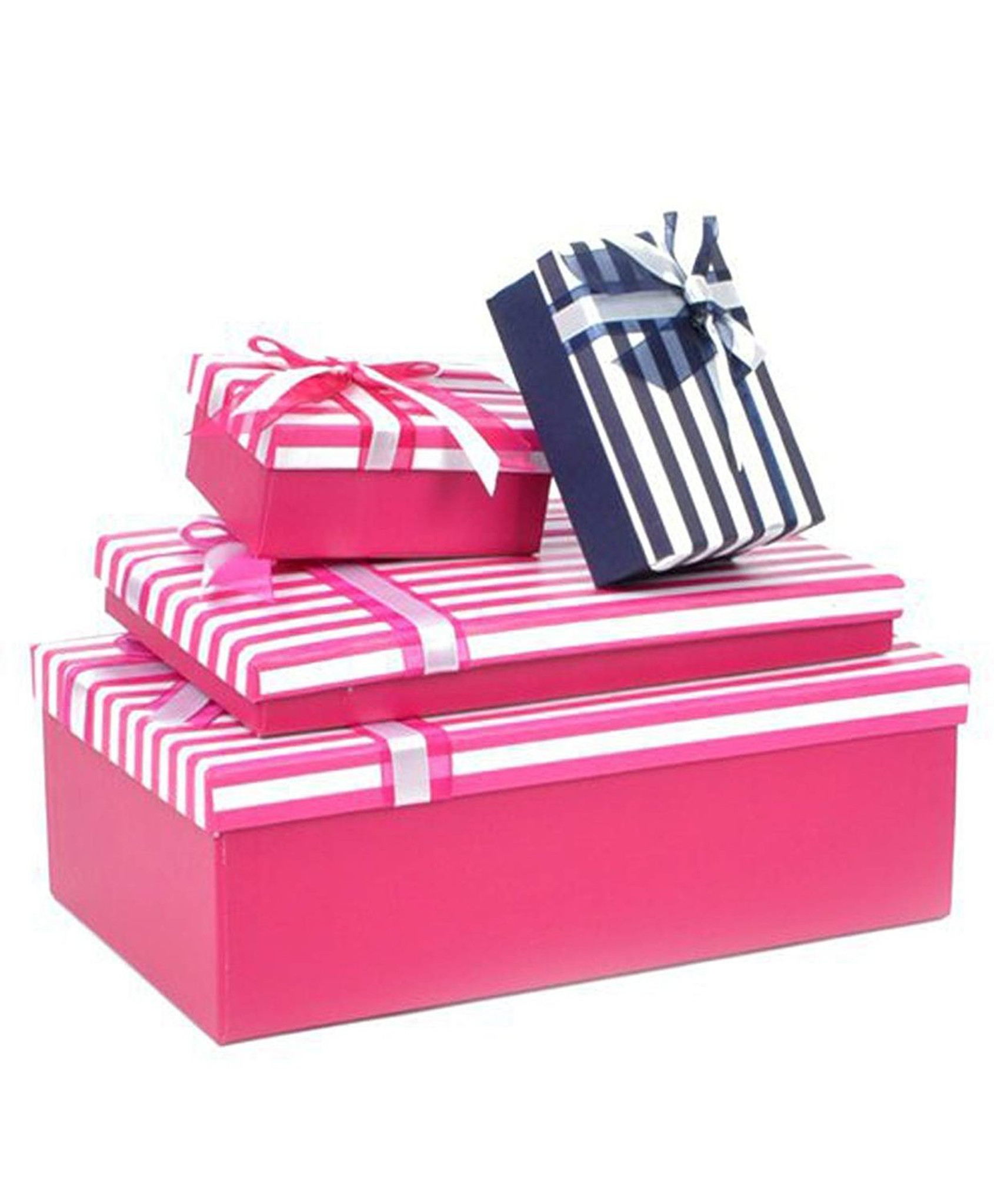 Boxed Gifts S Elegant Gift Box Set Pink Boxed Gifts