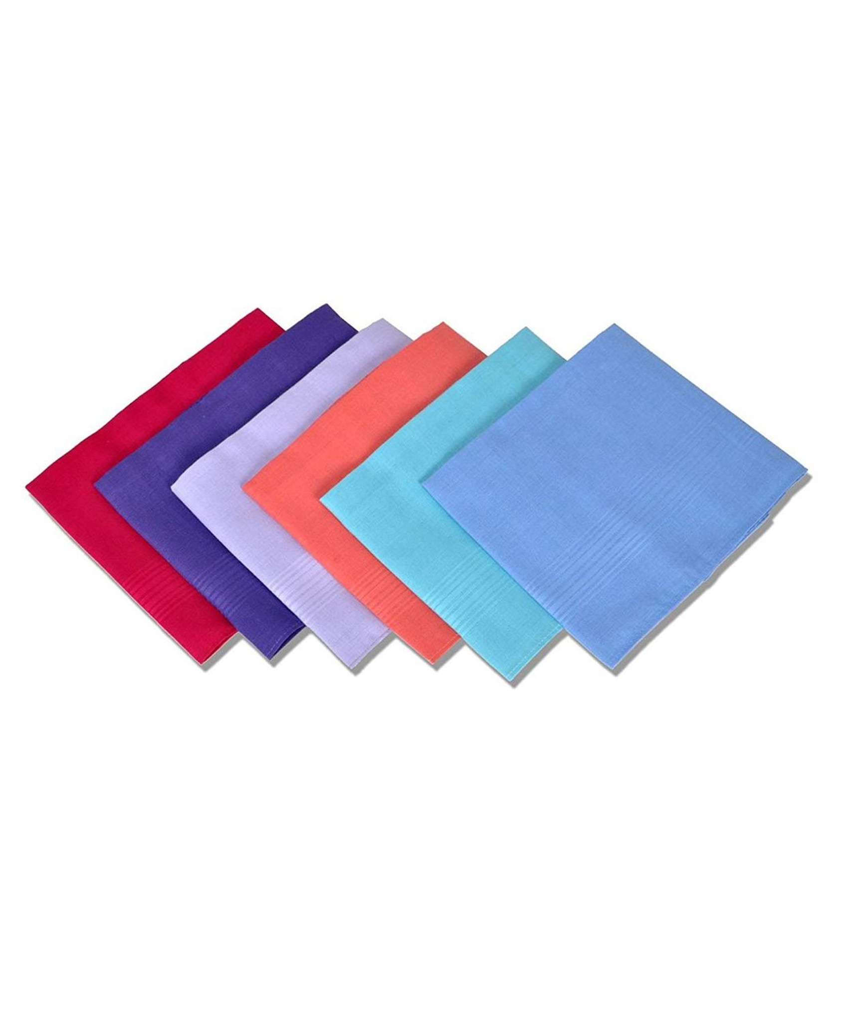 Men/'s 3 PC Boxed Fancy Cotton Handkerchiefs MFB1523