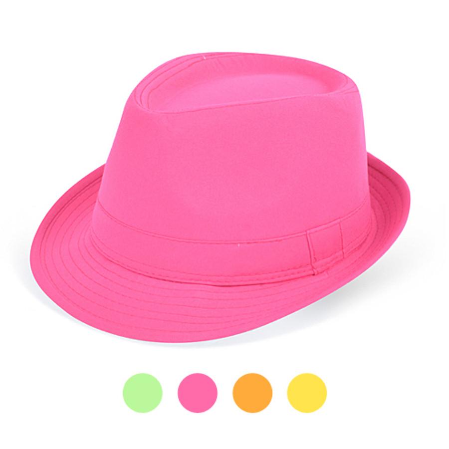 Ladies Fedora Hats H7871