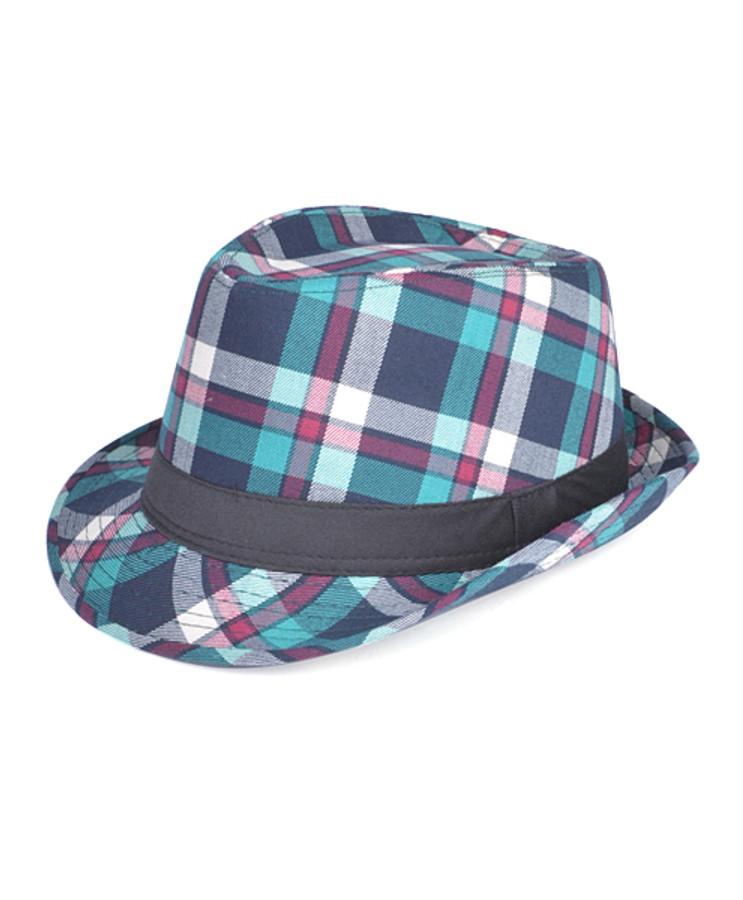 6pc Fedora Hats H052412