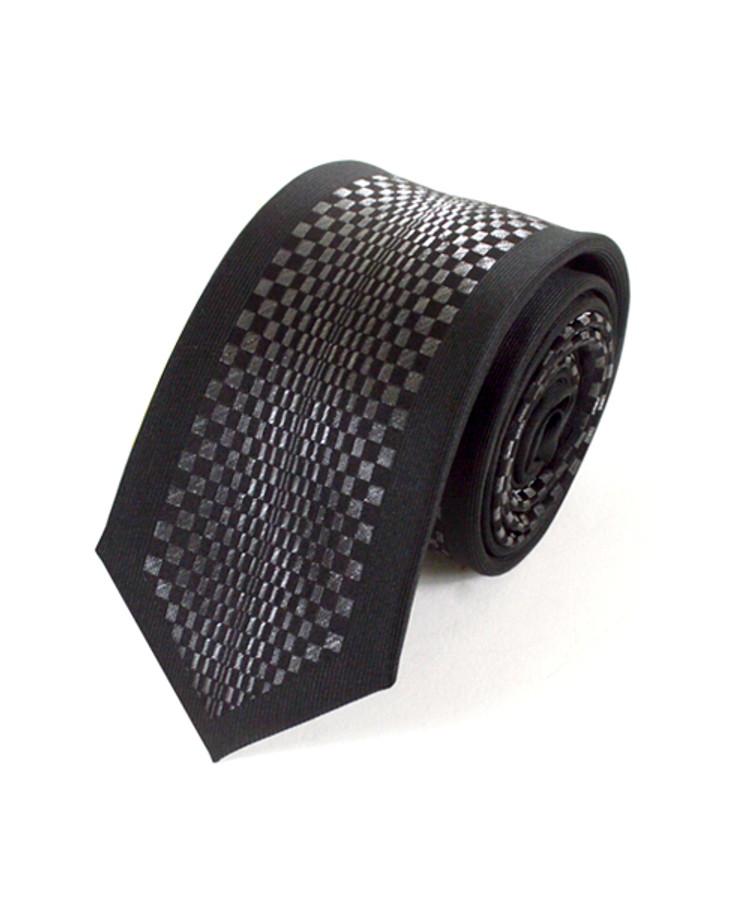 "Microfiber Poly Woven Slim Panel Tie 2.25"" MPWS5414"