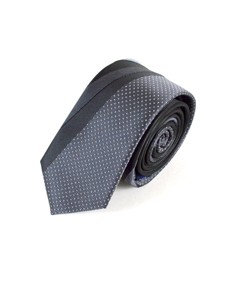"Microfiber Poly Woven Slim Panel Tie 2.25"" MPWS5420"