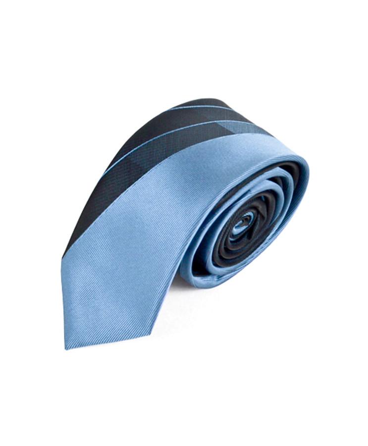 "Microfiber Poly Woven Slim Panel Tie 2.25"" MPWS5425"
