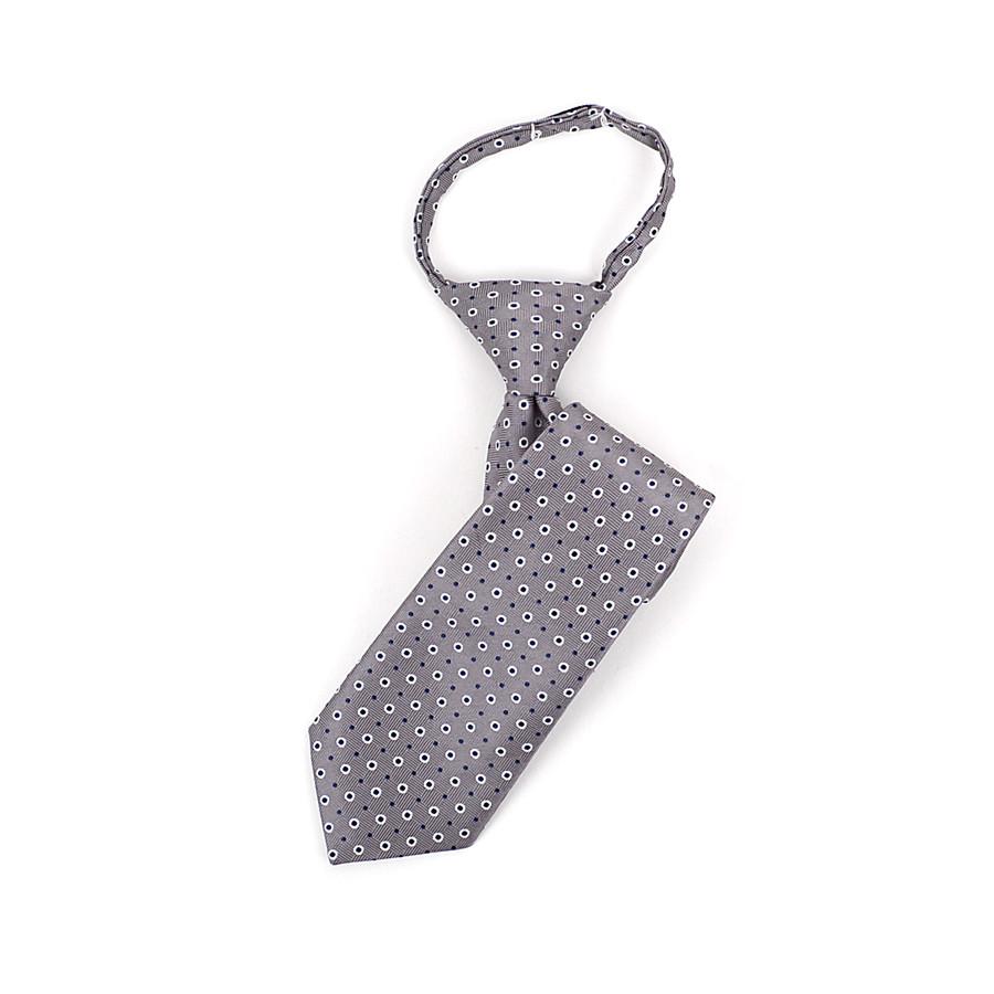 """Boys Zipper Tie 14"""" MPWZ3536"""