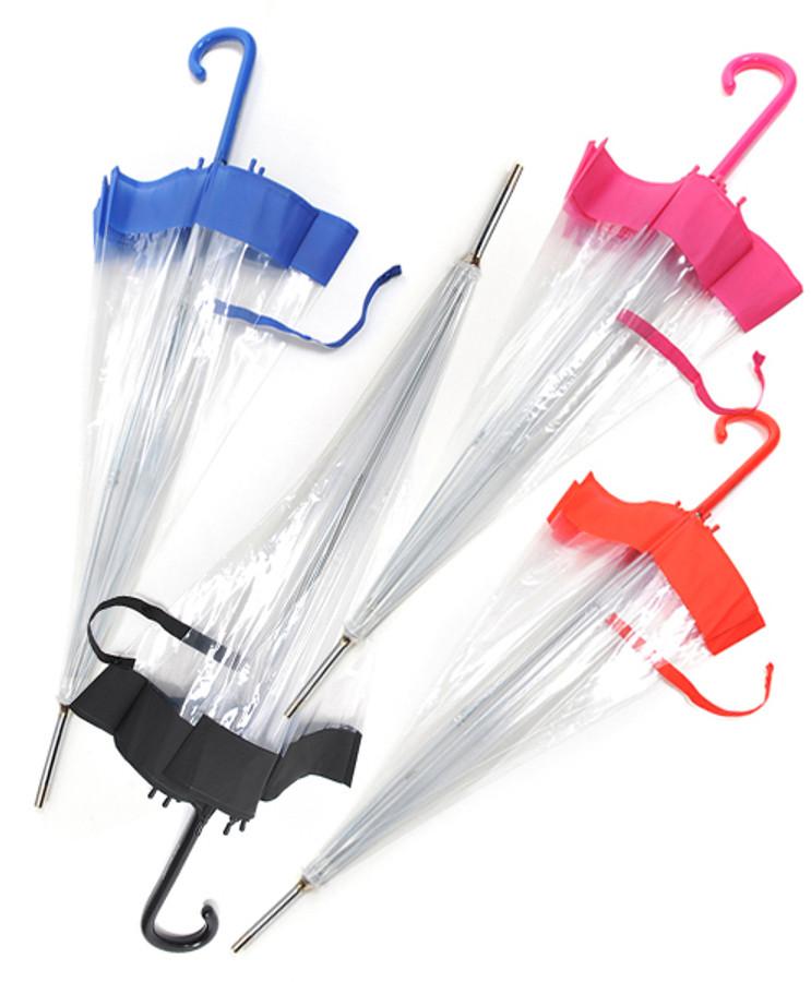 See-Thru-Bubble Wind-Resistant Premium Umbrella UC18