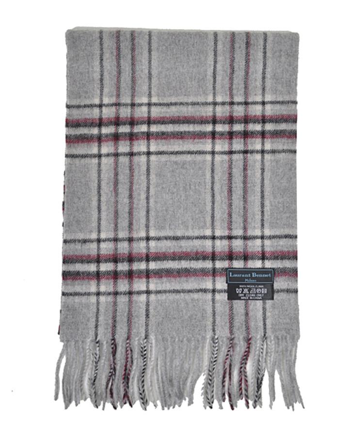 Unisex 100% Wool Scarf HWS611