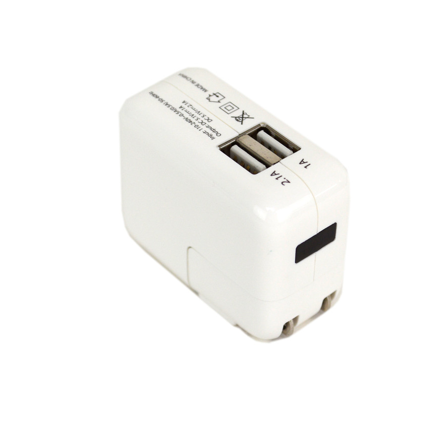 2 USB Port Charger with LED Display