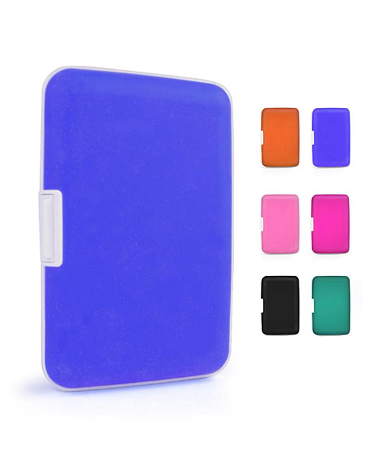 Card Guard Silcone Rubber Non-Slip Compact Card Holder