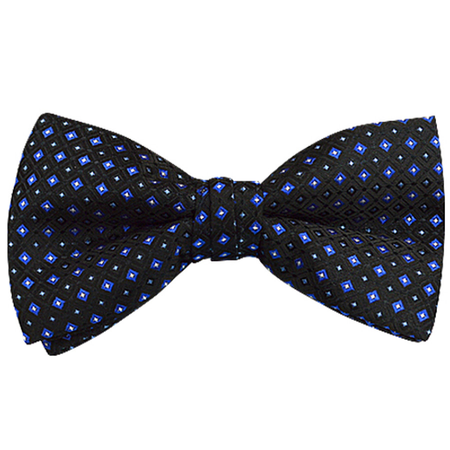 Men's Banded Bow Tie FBB3004