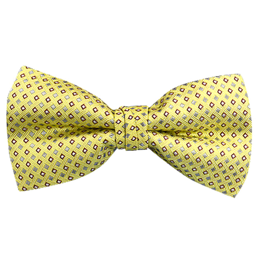 Men's Banded Bow Tie FBB3021